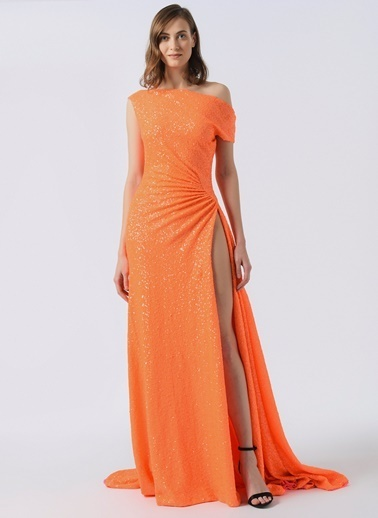 Karahasans Elbise Oranj